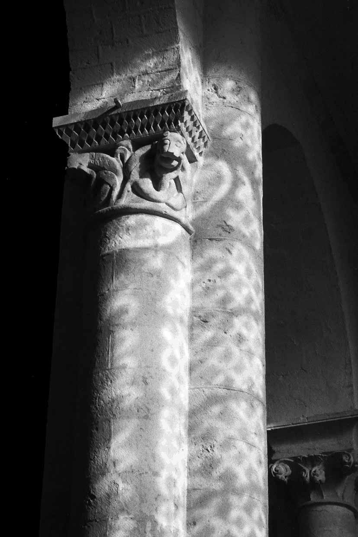 L eglise romane st pierre d airvault 79 8 novembre 2005 for Airvault 79